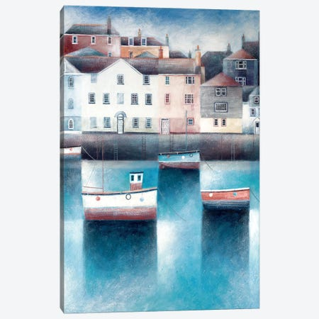 Bayards Cove Canvas Print #SIH1} by Simon Hart Canvas Art Print