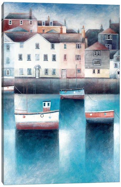 Bayards Cove Canvas Art Print