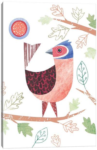 Chaffinch Canvas Art Print