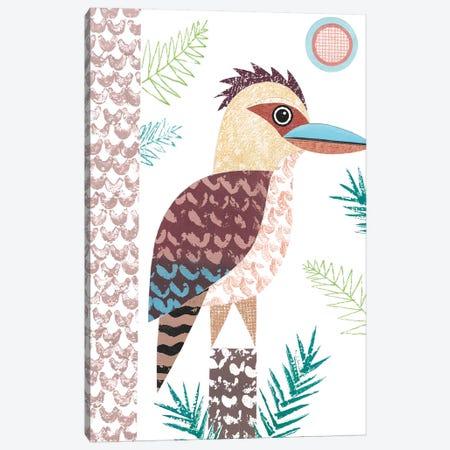 Cookabura Canvas Print #SIH61} by Simon Hart Canvas Art Print