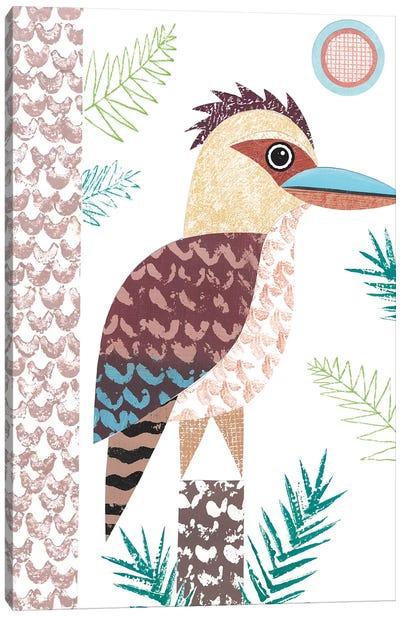 Cookabura Canvas Art Print