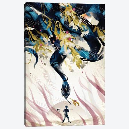Giant Clam Canvas Print #SIJ10} by Sija Hong Canvas Wall Art