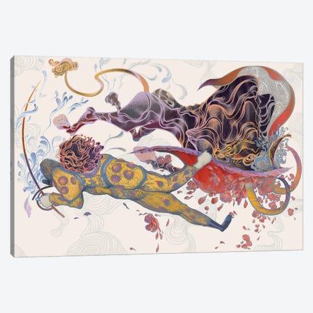 Mandator Canvas Print #SIJ13} by Sija Hong Canvas Artwork