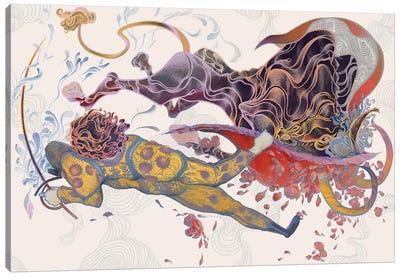 Mandator Canvas Art Print