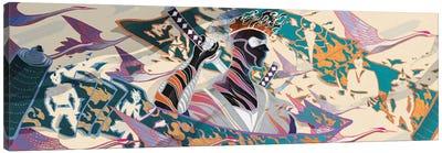 Ninja Canvas Art Print