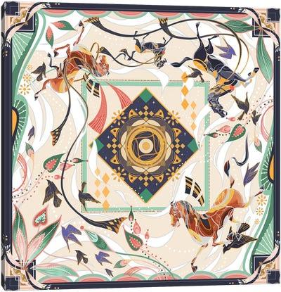 Pegasus Canvas Art Print