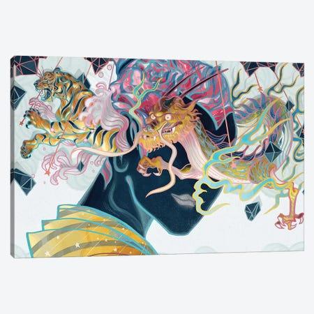 Porcelain Pillows Canvas Print #SIJ20} by Sija Hong Canvas Print