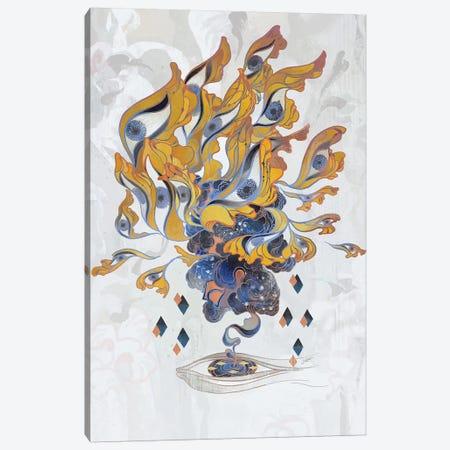 Porcelain Pillows III Canvas Print #SIJ23} by Sija Hong Canvas Art Print