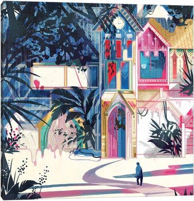 Rainforest Canvas Art Print