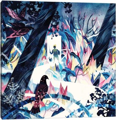 The Grotesque World In A Dreamland Canvas Art Print