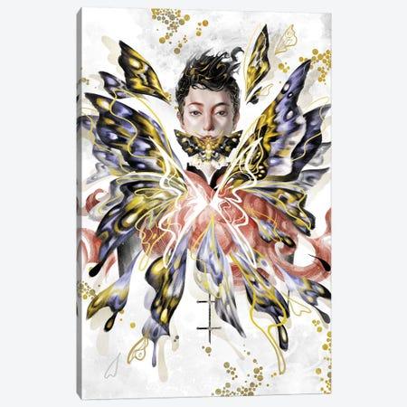 Devil Canvas Print #SIJ3} by Sija Hong Canvas Art Print