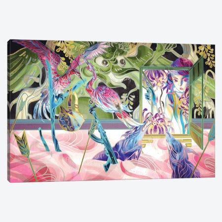 Yesterday's Acheron Canvas Print #SIJ40} by Sija Hong Canvas Art Print