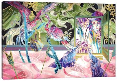 Yesterday's Acheron Canvas Art Print