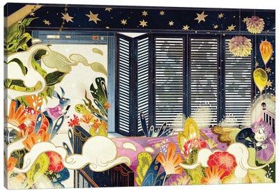 Dream Security Door Canvas Art Print