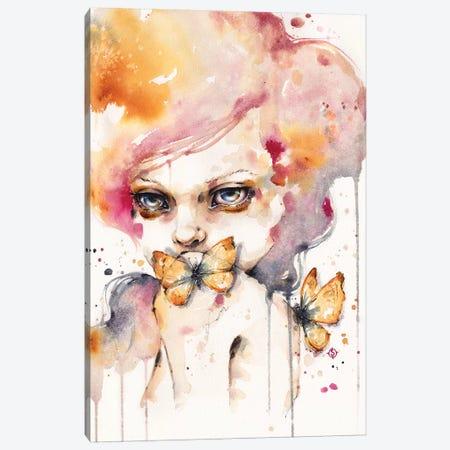 Bubble & Squeak Canvas Print #SIL12} by Sillier Than Sally Canvas Wall Art