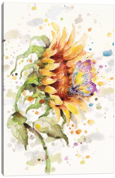 Hand In Hand Canvas Art Print