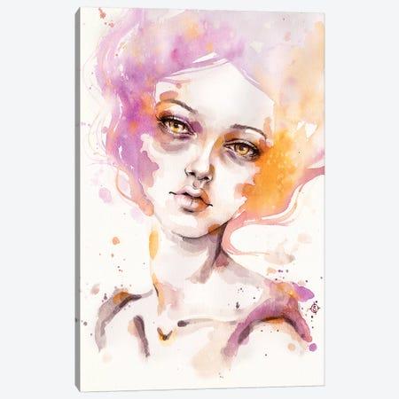 Hazy Dayz Canvas Print #SIL25} by Sillier Than Sally Canvas Art