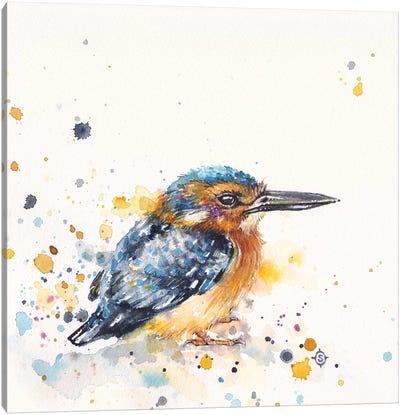 Kingfisher Lane Canvas Art Print