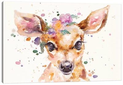 Little Deer Canvas Art Print