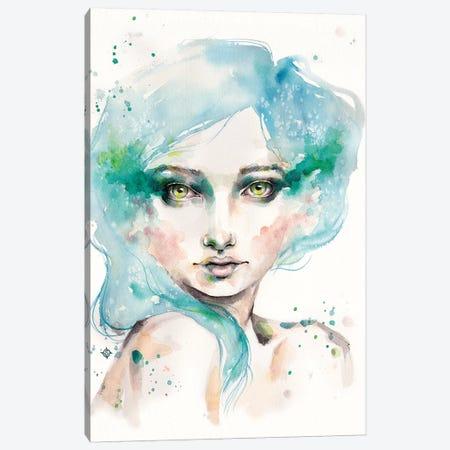 Under The Sea Canvas Print #SIL69} by Sillier Than Sally Canvas Print