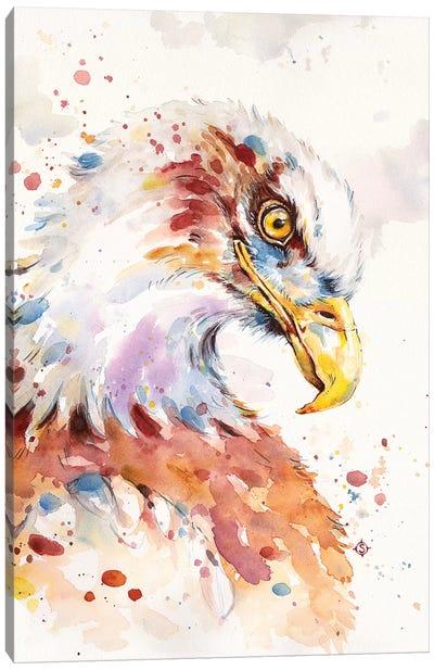 Wild & Free Canvas Art Print