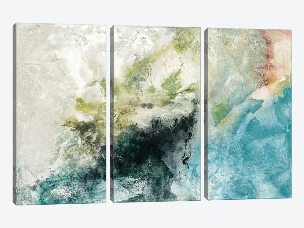 Experiment I by Sisa Jasper 3-piece Art Print