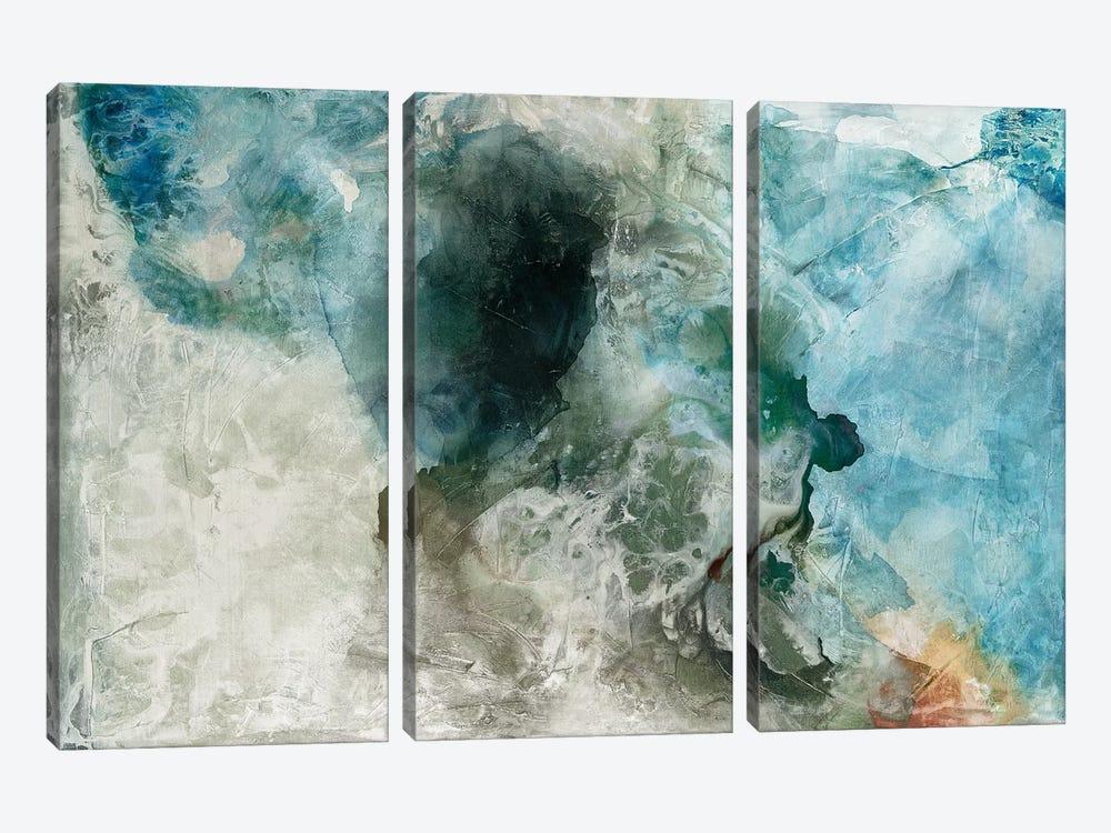 Experiment II by Sisa Jasper 3-piece Canvas Artwork