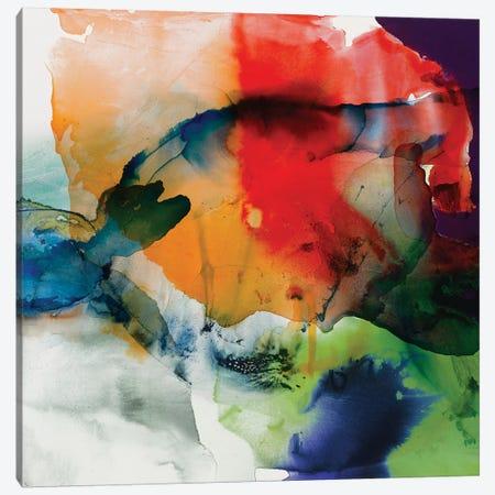 Vibrant Terrain I Canvas Print #SIS104} by Sisa Jasper Canvas Wall Art