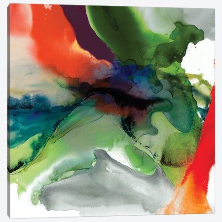Vibrant Terrain II Canvas Print #SIS105} by Sisa Jasper Canvas Artwork