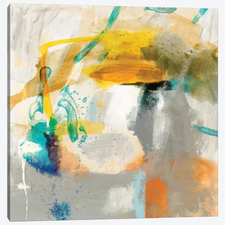 Defy II Canvas Print #SIS107} by Sisa Jasper Canvas Artwork