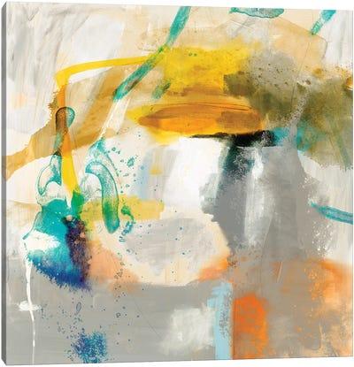 Defy II Canvas Art Print