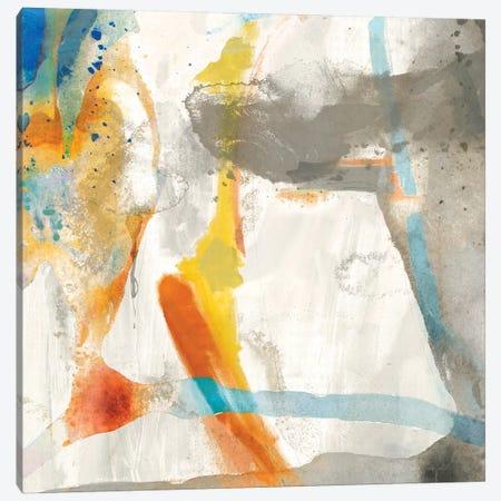 Defy III Canvas Print #SIS108} by Sisa Jasper Art Print
