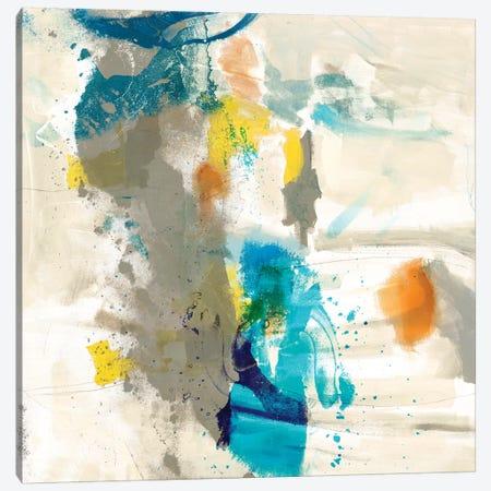 Defy V Canvas Print #SIS110} by Sisa Jasper Canvas Artwork