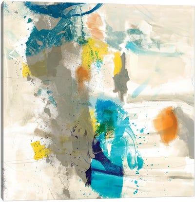 Defy V Canvas Art Print