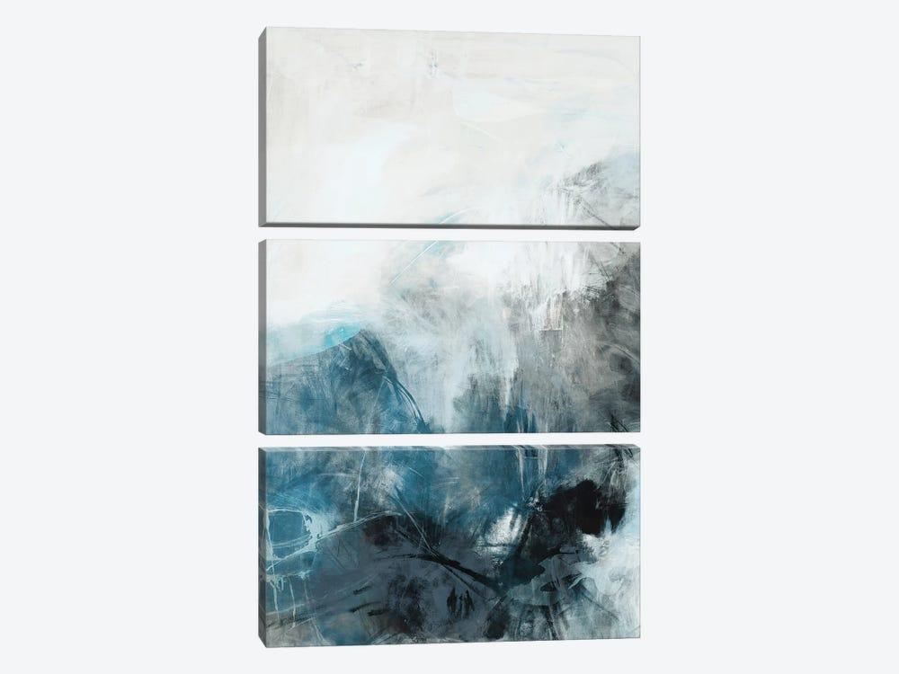 Fingerprint I by Sisa Jasper 3-piece Canvas Print