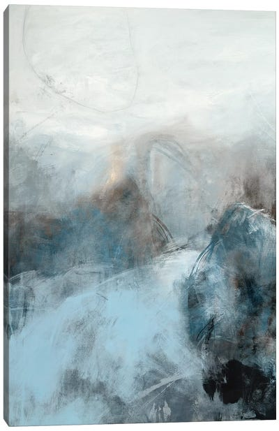Fingerprint III Canvas Art Print