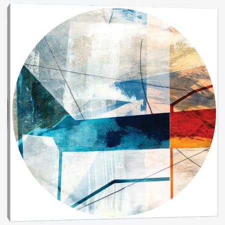 Minimal Circle I Canvas Print #SIS123} by Sisa Jasper Canvas Art Print