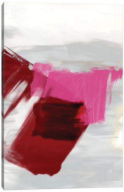 Magenta Abstract II Canvas Print #SIS19