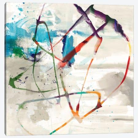 Playful Intent II Canvas Print #SIS23} by Sisa Jasper Canvas Art