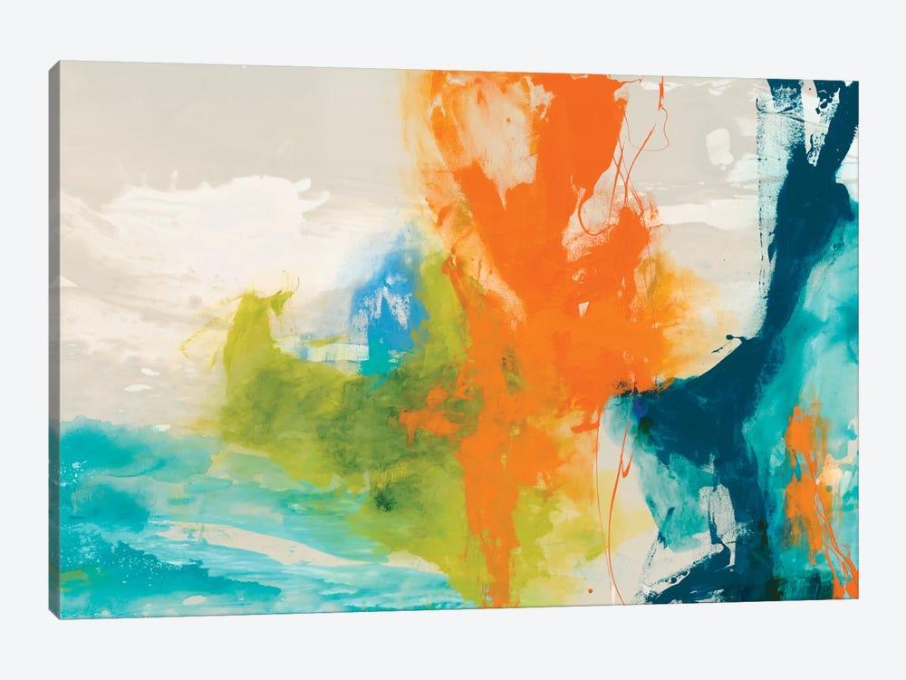 Tidal Abstract I by Sisa Jasper 1-piece Canvas Wall Art
