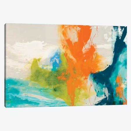 Tidal Abstract I Canvas Print #SIS24} by Sisa Jasper Canvas Art Print