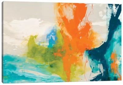 Tidal Abstract I Canvas Art Print