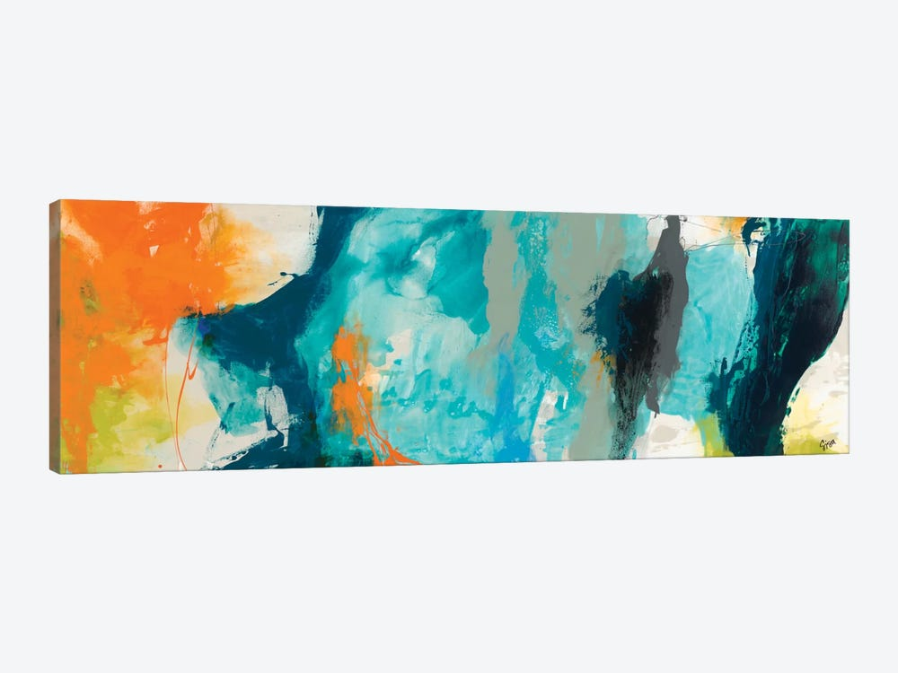 Tidal Abstract II by Sisa Jasper 1-piece Canvas Print