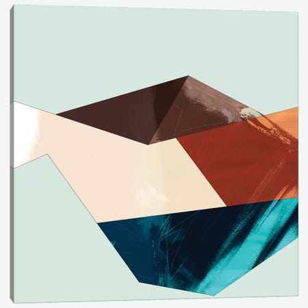 Block Detail II Canvas Print #SIS30} by Sisa Jasper Canvas Art Print