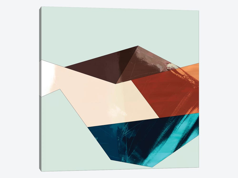 Block Detail II by Sisa Jasper 1-piece Art Print