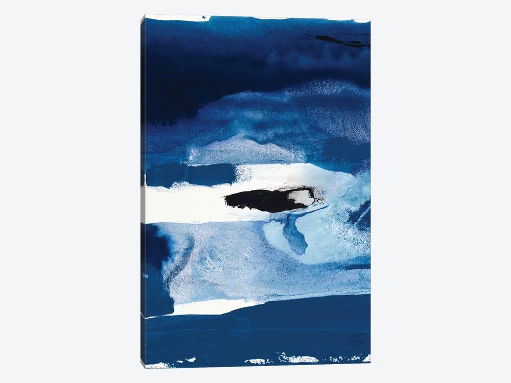 Blue Amore II by Sisa Jasper 1-piece Canvas Art Print