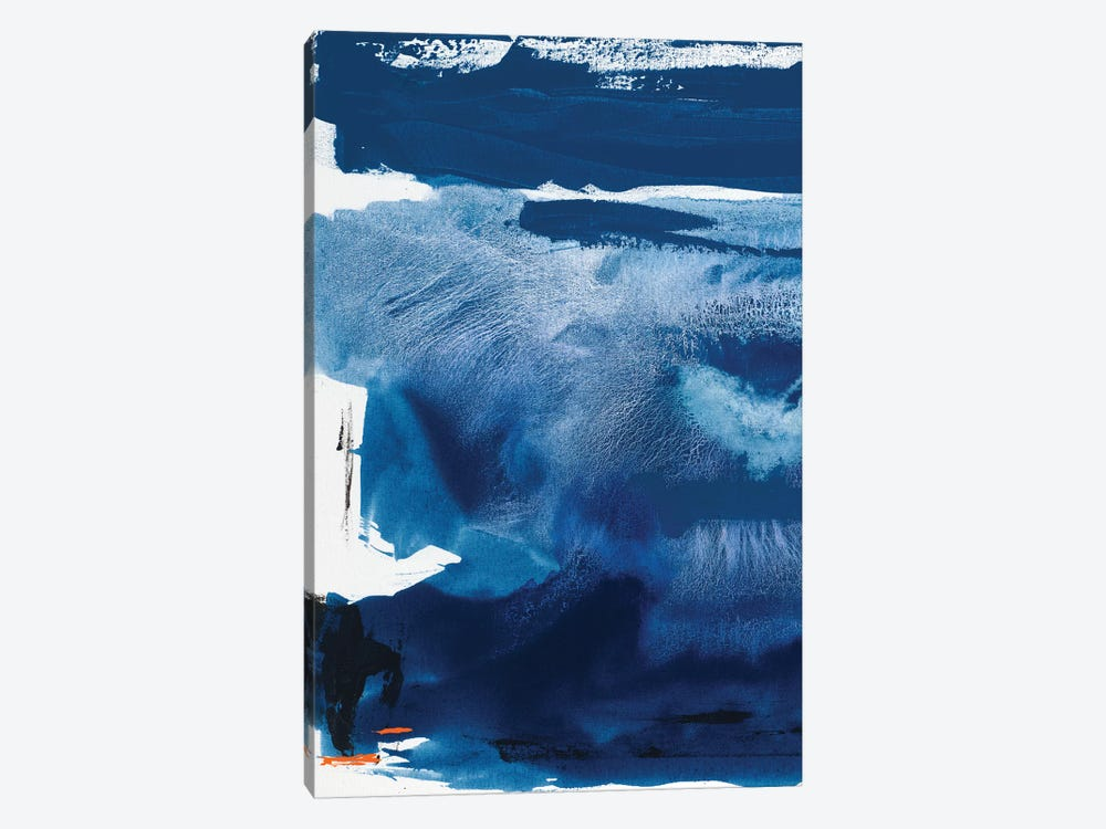 Blue Amore III by Sisa Jasper 1-piece Canvas Wall Art