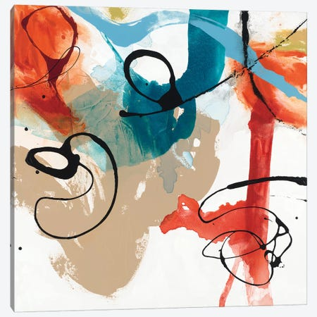 Fabricate I Canvas Print #SIS41} by Sisa Jasper Canvas Artwork