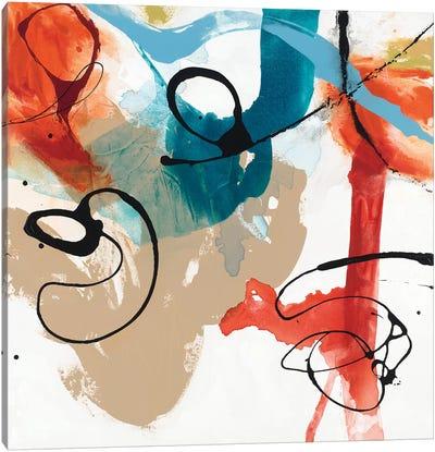 Fabricate I Canvas Art Print