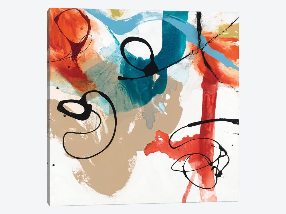 Fabricate I by Sisa Jasper 1-piece Canvas Print